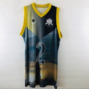 NEW YORK BASKETBALL EXCLUSIVE TOURNAMENT JERSEY!